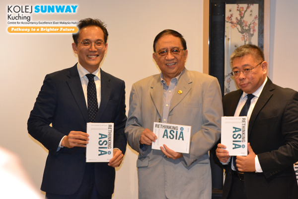 Launching of 'Rethinking Asia 6' Book