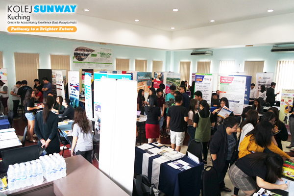 Sunway University Placement & Career Day 2019